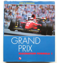 GRAND PRIX FASCINATION F1 ( Schlegelmilch 1993)  (alt. jacket design)